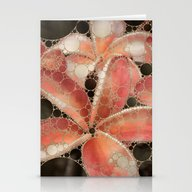 Percolated Tropical Flow… Stationery Cards