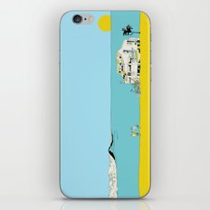 Beach Shack iPhone & iPod Skin