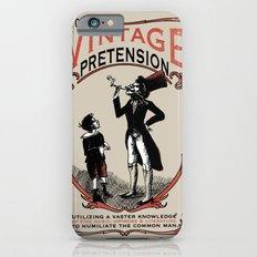 Ye Oldé Vintage Pretension iPhone 6s Slim Case