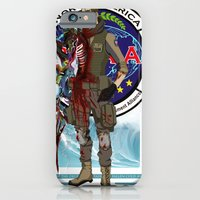 iPhone & iPod Case featuring Sacrifice by keygrin