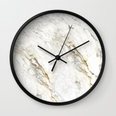 New Marble Wall Clock