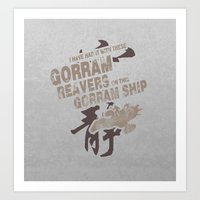 Firefly And Serenity: Go… Art Print