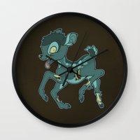 Zambi Wall Clock