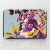 Vintage Blooms iPad Case