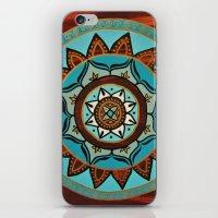 Melrose iPhone & iPod Skin
