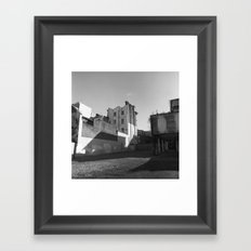 Car Park #1 Framed Art Print