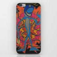 Auspicious Minds iPhone & iPod Skin