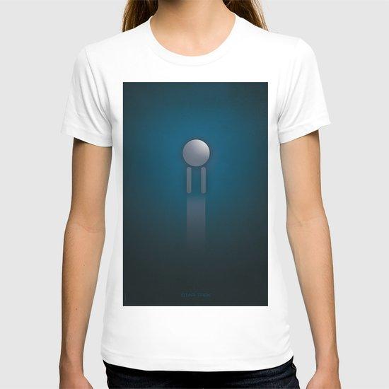 SMOOTH MINIMALISM - Star Trek T-shirt