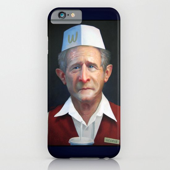Freedom Fries iPhone & iPod Case