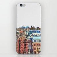 My Amsterdam iPhone & iPod Skin