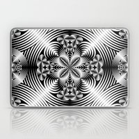 Geometric Damask Laptop & iPad Skin