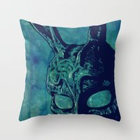 Donnie Darko Throw Pillow