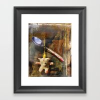 The Care And Feeding Of … Framed Art Print