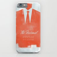iPhone & iPod Case featuring The National  by Silent K Design