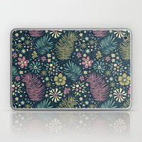 Mystical Forest (Teal and Lilac) Laptop & iPad Skin