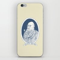 By Darwin's Beard iPhone & iPod Skin