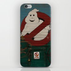 Mechanical Trouble-Busters iPhone & iPod Skin