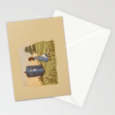 Adventure in the Great Wide Somewhere Stationery Cards