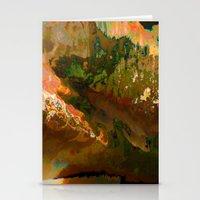 06-04-18 (Mountain Glitc… Stationery Cards