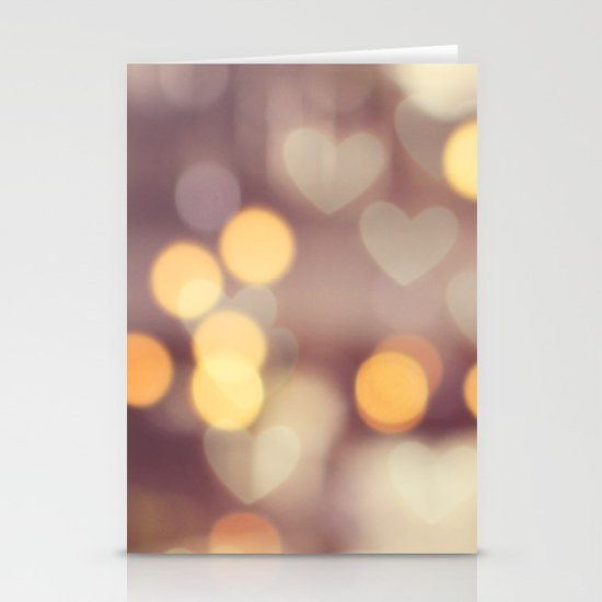 Enchanted Evening Stationery Card
