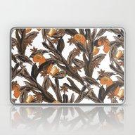 Spice Laptop & iPad Skin