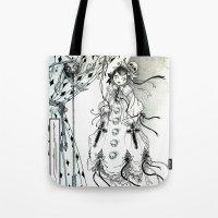 Apparitia Doll Tote Bag