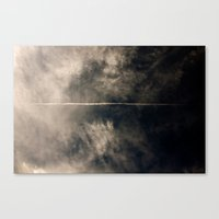 high energy proton detection Canvas Print