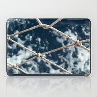 Nautical Rope iPad Case