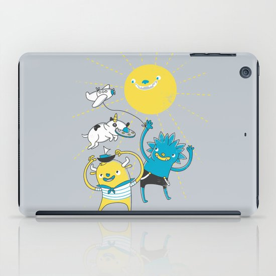 It's a nice day to play! iPad Case