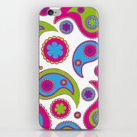 Paisley Party iPhone & iPod Skin