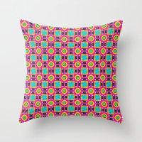 Pattern8 Throw Pillow