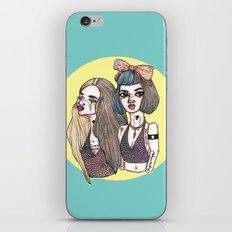 Two-Toned iPhone & iPod Skin