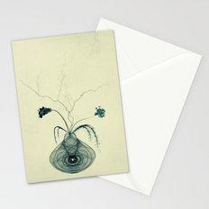 Madame rêve...... Stationery Cards