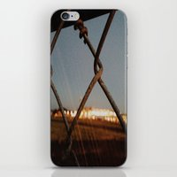 Portland International A… iPhone & iPod Skin