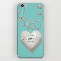 Trashy & Co. iPhone & iPod Skin