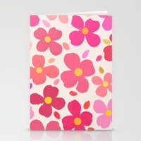 dogwood 7 Stationery Cards