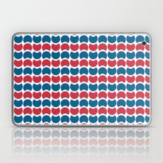Hob Nob America Stripes Laptop & iPad Skin