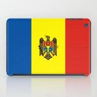 Moldova country flag iPad Case