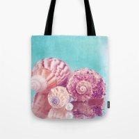 Seashell Group Tote Bag