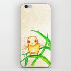Sunshine bug iPhone & iPod Skin