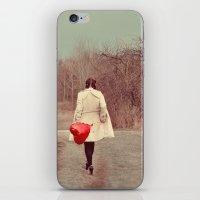 You've Gotta Have Heart iPhone & iPod Skin
