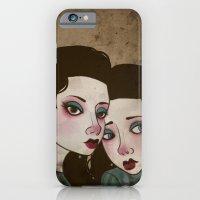 Twin Princesses iPhone 6 Slim Case