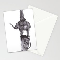 Dali's Dream Stationery Cards