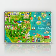 Imagine Nation Laptop & iPad Skin