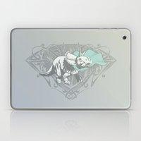 Fearless Creature: Frill Laptop & iPad Skin