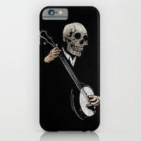 Skullboys' Banjo Blues iPhone 6 Slim Case