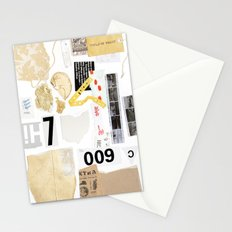 Paper Trail II Stationery Cards