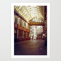 Old London Art Print