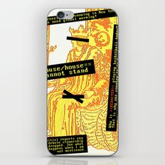 King Combover iPhone & iPod Skin