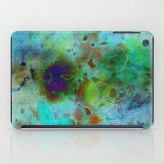 cool colors iPad Case